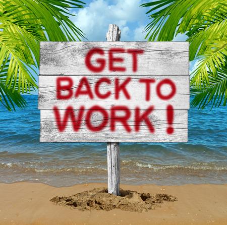 Back2work!